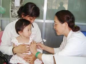Phòng ngừa và điều trị viêm gan ở trẻ nhỏ