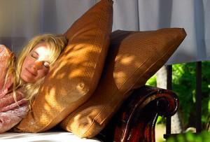 Sự thay đổi của tâm suất khi ngủ