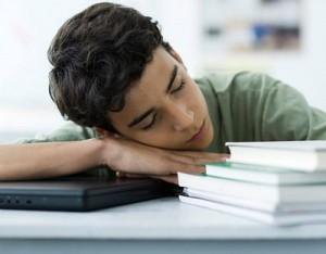 Giấc ngủ ở độ tuổi thanh thiếu niên đã có sự thay đổi về thời lượng ngủ