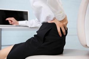 Sai tư thế là một trong những nguyên nhân gây ra đau lưng
