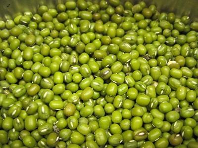 Giải độc tố trong cơ thể với vỏ đậu xanh
