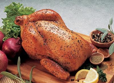 Thịt gà rất tốt cho mắt của bạn