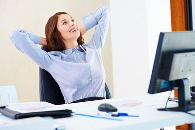 Người làm văn phòng rất dễ bị stress